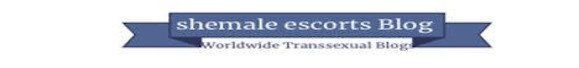 Shemale Escorts Blog
