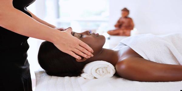 Como relaxar durante uma sessão de massagem